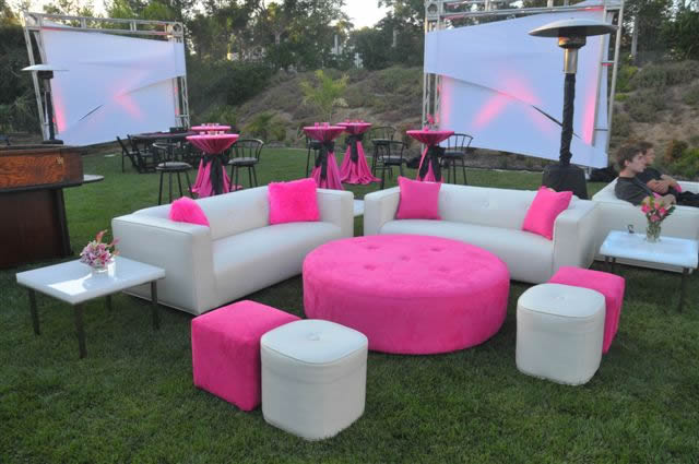 event decor, san diego